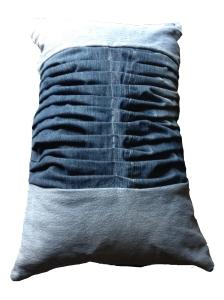 pleated cushion